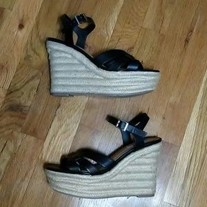 Steve Madden Taula Wedge Espadrills-Size 8.5